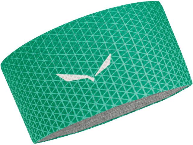 Salewa Pedroc Dry Lite - Accesorios para la cabeza - verde